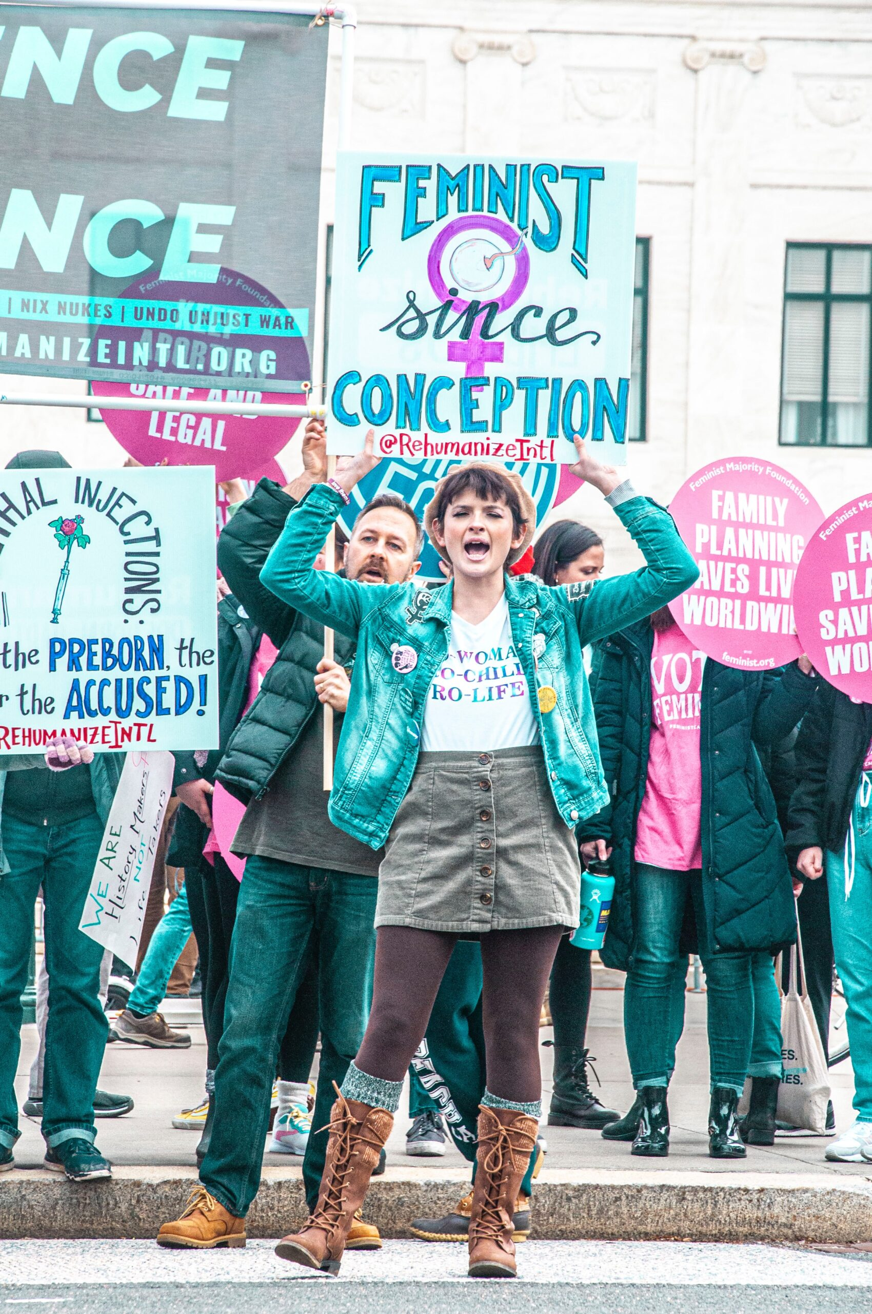 Part 2: Rhetoric and the Power It Holds on the Abortion Debate
