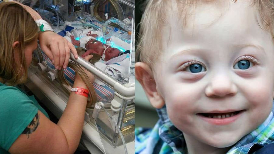Nathaniel's Journey: Hope After A Diagnosis