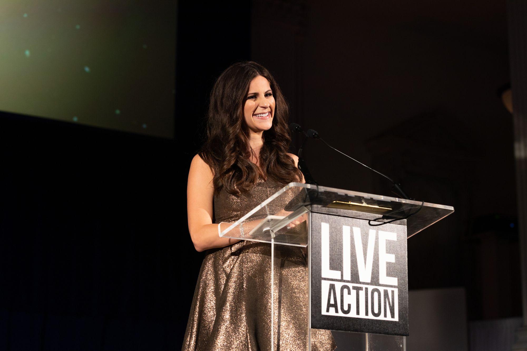 Live Action Hosts Inaugural Life Awards Gala