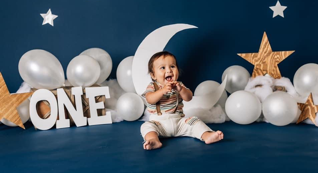 Our First HDI Baby turns ONE thanks to Donors